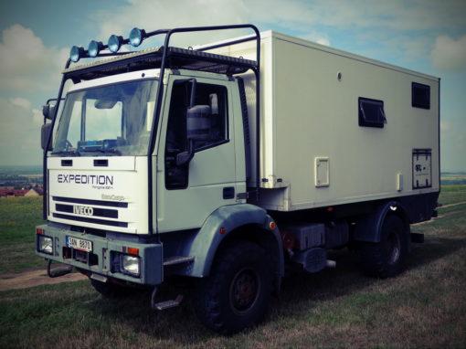 Iveco EuroCargo ML95E15WR